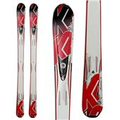 K2 A.M.P. Force Skis 2013