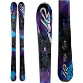 K2 SuperGlide Skis - Women's 2013