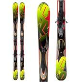 K2 A.M.P Rictor Skis + Marker MX 12.0 Demo Bindings 2013