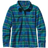 Patagonia Fjord Button Down Flannel Shirt - Women's