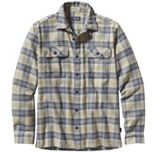 Patagonia Fjord Long-Sleeve Button-Down Flannel