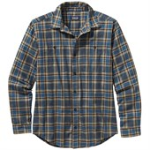 Patagonia Pima Long-Sleeve Button-Down Shirt