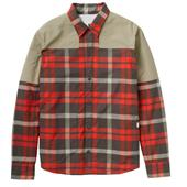 Burton Rapid Button Down Flannel Shirt