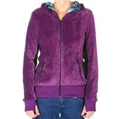Volcom Tilia Reversible Fur Full Zip Top - Women's