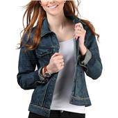 Volcom Underground Denim Jacket - Women's