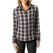 Prana Riley Woven Button Up Shirt - Women's