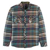 Billabong Canyons Button-Down Flannel Shirt