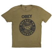 Obey Clothing Rocket To Nowhere T-Shirt