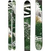 Salomon Q-115 Skis 2014