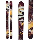 Salomon Q-105 Skis 2014
