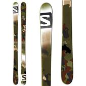 Salomon Suspect Skis 2014