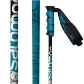 Salomon Hacker Ski Poles 2015