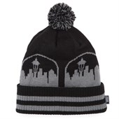 Casual Industrees Seattle Skyline Beanie