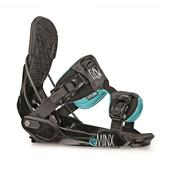 Flow Minx Snowboard Bindings - Women's 2014