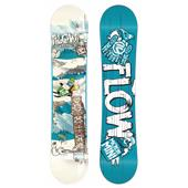 Flow Micron Mini Snowboard - Kid's 2014