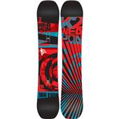 K2 WWW (World Wide Weapon) Rocker Snowboard 2014