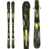 K2 AMP 80X Skis + M3 12 TC Bindings 2014