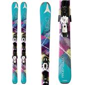 Atomic Affinity Storm Skis + XTO 10 AF Bindings - Women's 2014