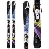Atomic Affinity Pure Skis + XTO 10 AF Bindings - Women's 2014