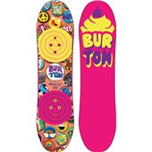 Burton Chicklet Snowboard - Girl's 2015