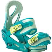 Burton Stiletto Snowboard Bindings - Women's 2014