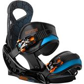 Burton Mission Smalls EST Snowboard Bindings - Boy's 2014