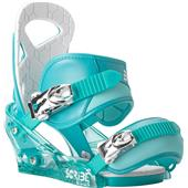 Burton Scribe Smalls Snowboard Bindings - Girl's 2014