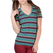 Vans Illustration V-Neck T-Shirt - Women's
