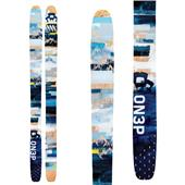 ON3P Billy Goat Skis 2014