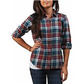The North Face Fair Acres Flannel Button Down Shirt - Women's