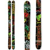 Armada T Hall Skis 2014