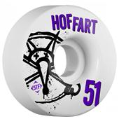 Bones Hoffart Number5 STF Skateboard Wheels