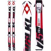 Volkl RTM 75 Skis + 4Motion 10.0 Bindings 2014