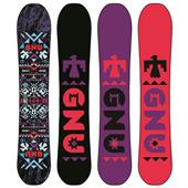 GNU Beauty C3BTX Snowboard - Women's 2014