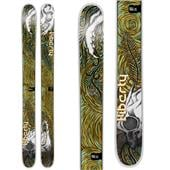 Liberty Double Helix Skis 2014