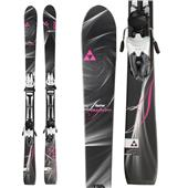 Fischer Inspire Skis + RS 10 Bindings - Women's 2014
