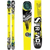 Surface Double Time Skis 2014