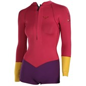 Roxy K Meador 2 mm Front Zip Long-Sleeve Spring Wetsuit - Women's