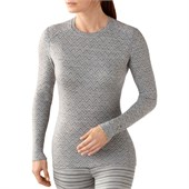 Smartwool NTS 250 Midweight Pattern Crew Top - Women's