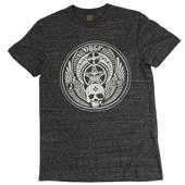 Obey Clothing Skull And Wings T-Shirt