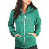 Casual Industrees Chairlift 3M Zip Fleece Hoodie - Women's
