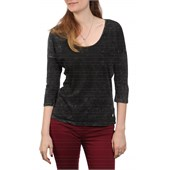 Volcom Washed Out 3/4 Sleeve Top - Women's