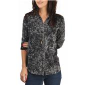 Volcom Acid Rip Long-Sleeve Button-Down Shirt - Women's