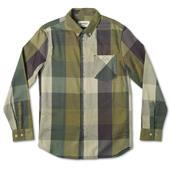 Altamont Conifer Long-Sleeve Button-Down Shirt