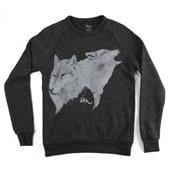 Imperial Motion Wolves Crew Neck Sweatshirt