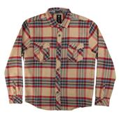 Billabong Woodland Flannel Button-Down Shirt