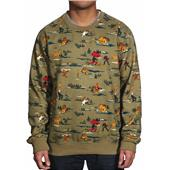 LRG Father Nature Crew Neck Sweatshirt