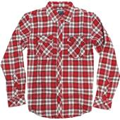 RVCA Tussle Long-Sleeve Button-Down Shirt