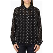Vans Hunters Point (Lightning) Button-Down Top - Women's