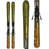 Blizzard Titan Atlas Skis + Marker IQ Max 12 Demo Bindings - Used 2012